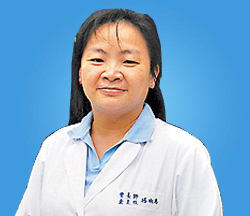 楊淑惠 營養師