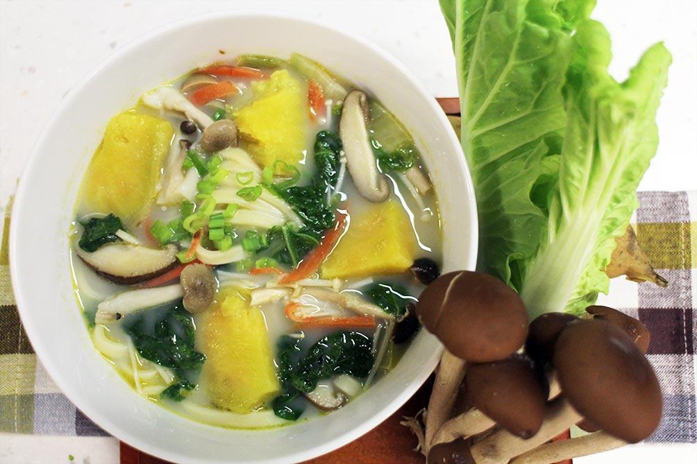 地瓜_蔬菜_湯麵-癌症關懷基金會