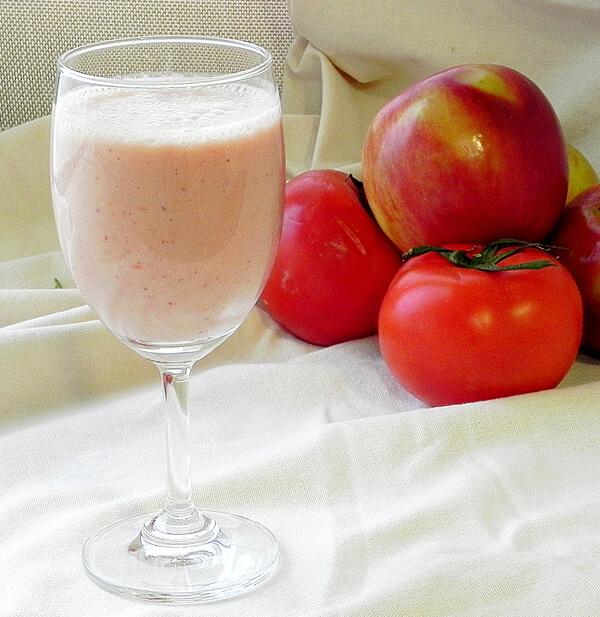 沒有牛奶的草莓牛奶(草莓奶昔)