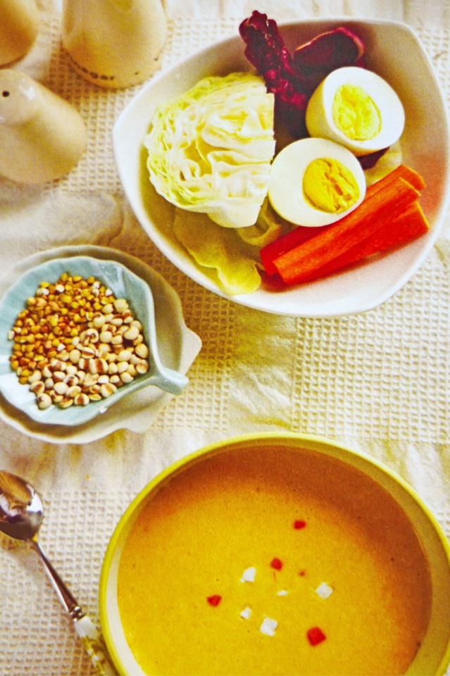 五穀鹹粥|適合高血糖、腸胃病、肝病患者食用