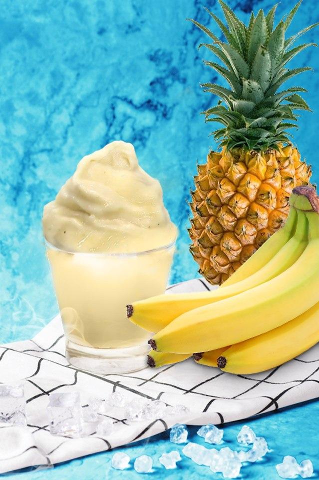 綜合水果冰淇淋