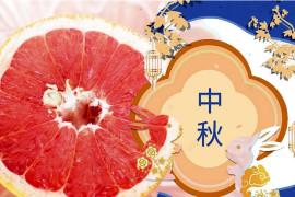 中秋吃柚子要注意了!營養師:要避免藥物的交互作用 (希望之聲合成)