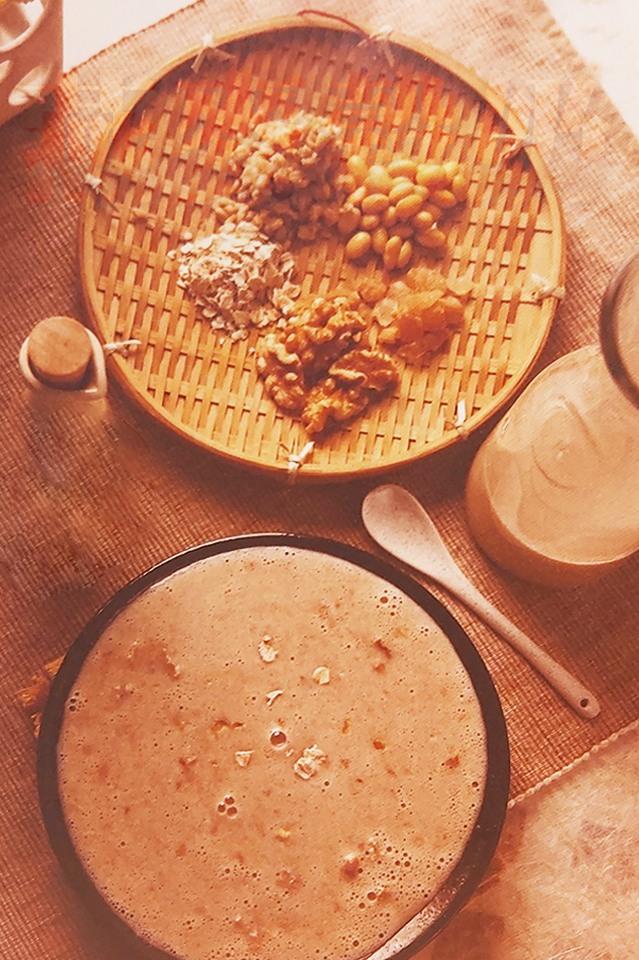 燕麥穀奶|適合肝病、高血脂患者飲用