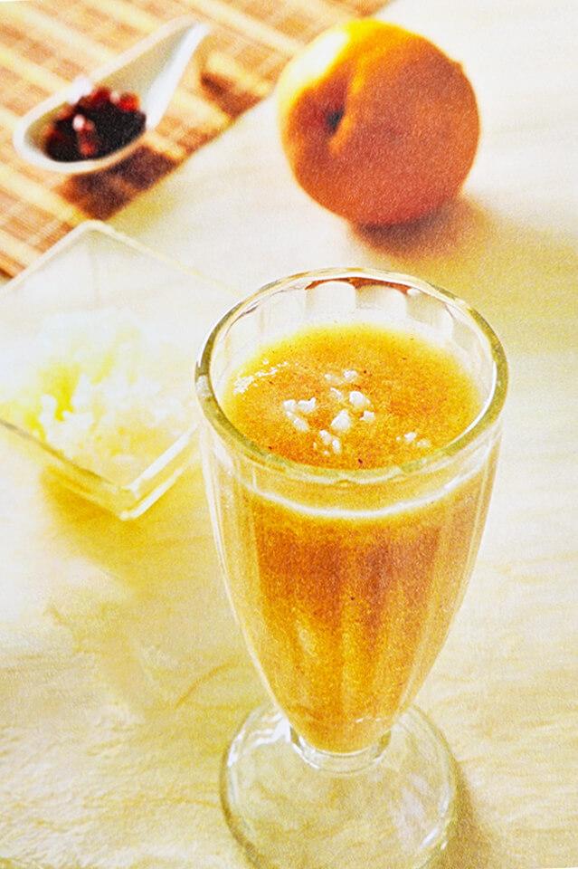 秋涼補氣燉梨飲