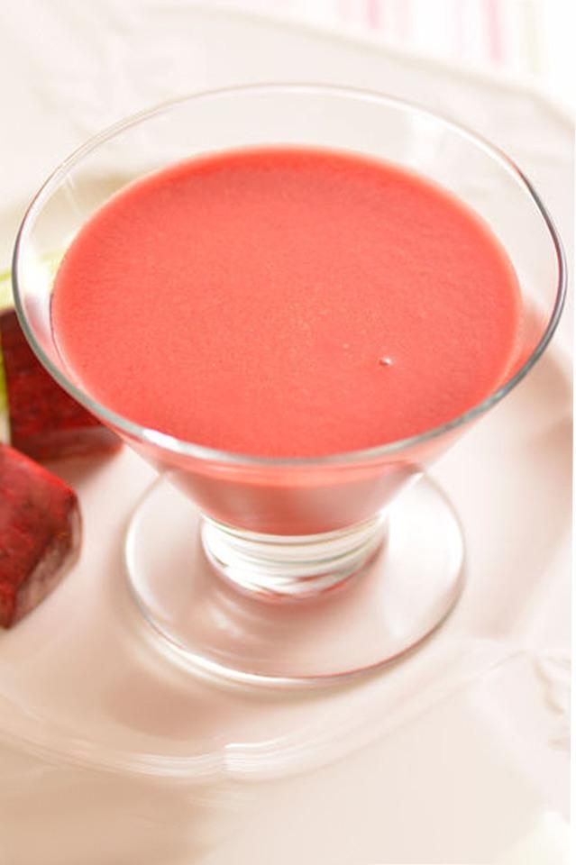 紅粉佳人精力湯|養肝、降血脂、補血